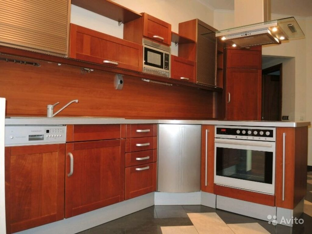 Сдам квартиру 3-к квартира 123 м² на 4 этаже 10-этажного монолитного дома в Москве. Фото 1
