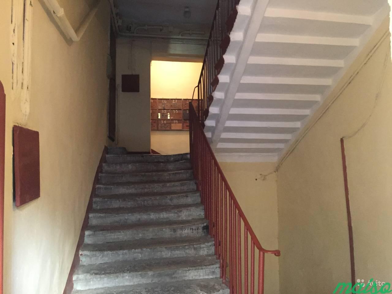 Комната 18.5 м² в 4-к, 5/6 эт. в Санкт-Петербурге. Фото 9