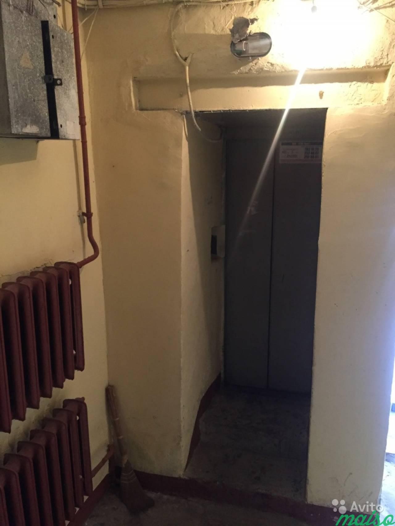 Комната 18.5 м² в 4-к, 5/6 эт. в Санкт-Петербурге. Фото 8