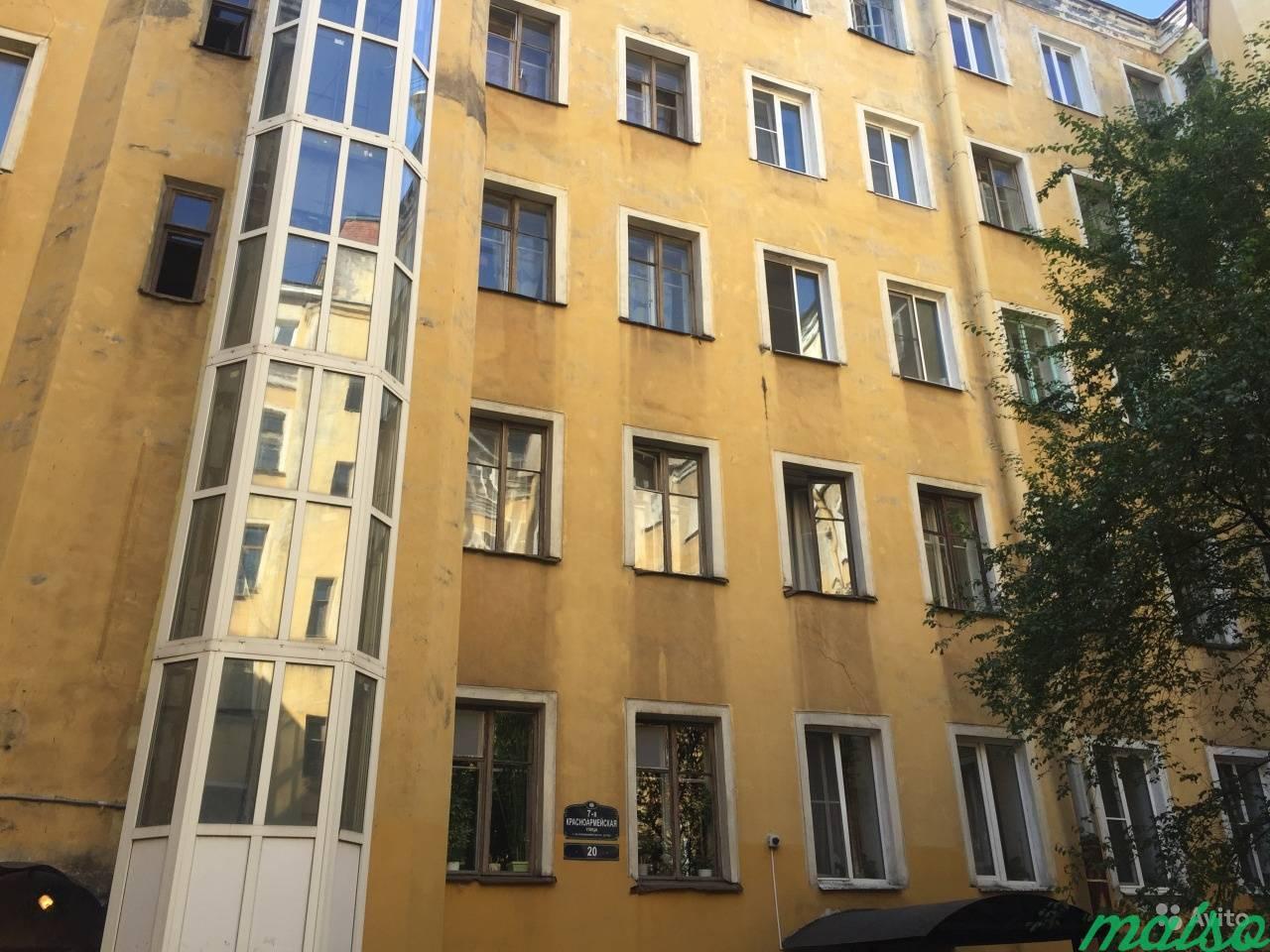 Комната 18.5 м² в 4-к, 5/6 эт. в Санкт-Петербурге. Фото 11