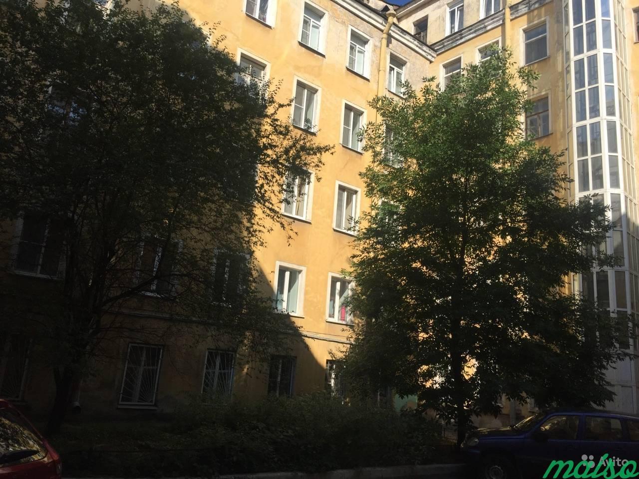 Комната 18.5 м² в 4-к, 5/6 эт. в Санкт-Петербурге. Фото 10