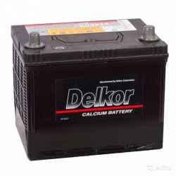 Аккумулятор Delkor 55D23L (60R 550A 229x172x204) 6