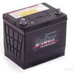 Аккумулятор Delkor 75D23R (65L 570A 232x173x225) 6