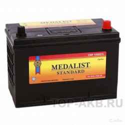 Аккумулятор Medalist Standard 105D31L (90R 750A 30