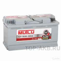 Аккумулятор Mutlu AGM Start-Stop 95R 900A 353x175x