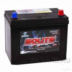 Аккумулятор Solite 105D26L с бортиком (95R 710A 26
