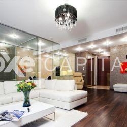 Сдам квартиру 3-к квартира 110 м² на 48 этаже 73-этажного монолитного дома