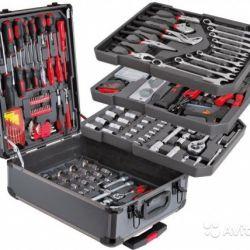 Набор инструментов Swiss Tools, 187 предметов