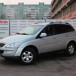 SsangYong Kyron 2.0 AT, 2011, универсал