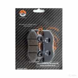 Колодки дискового тормоза Honda Lead (AF-48)