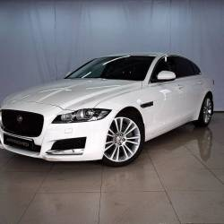 Jaguar XF 2.0 AT, 2017, седан