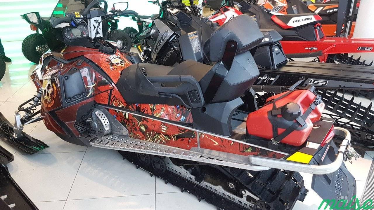 Снегоход BRP Ski-Doo Renegade X 800 Power Tek в Санкт-Петербурге. Фото 5