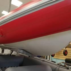 Лодка RIB brig F360