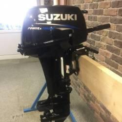 Лодочный мотор Suzuki DT 9.9 AS новый