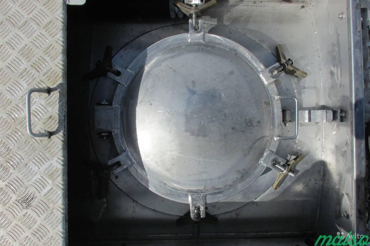Schwarzmuller П/прицеп цистерна химическая 48000л в Санкт-Петербурге. Фото 4