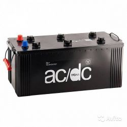 Аккумулятор AC/DC 190 Ач