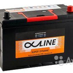Аккумулятор Alphaline 125D33R 115 Ач