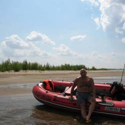 Лодка Compas 380S + Мерк 15м
