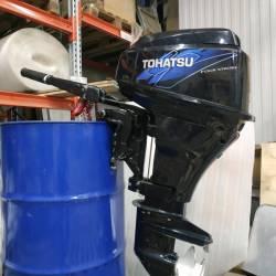 Лодочный мотор tohatsu 18 2005г
