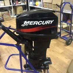 Мотор лодочный Mercury