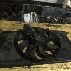 Вентилятор радиатора Ford focus2 3m518c607ec