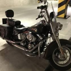 Harley-Davidson Heritage 110th Anniversary Edition
