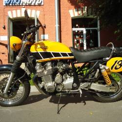 Yamaha XJR 1300 кастом GAD 13