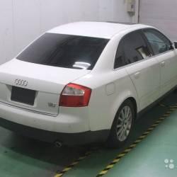 Запчасти бу разборка Audi A4 B6 седан AMB 1.8 T