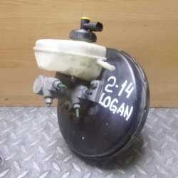 Усилитель вакуумный с гтц Renault Logan 2005-2014