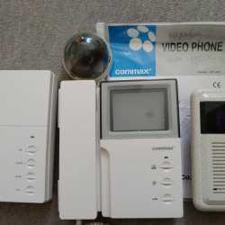 Видеодомофон commax комплект