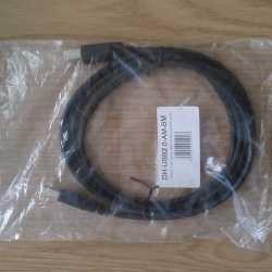 Кабель для принтера USB 2.0 AM-BM 1.8 м новый