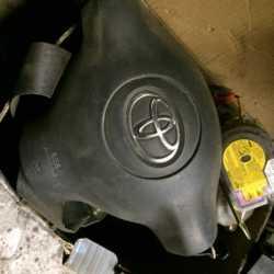 Подушки безопасности airbag toyota yaris funcargo