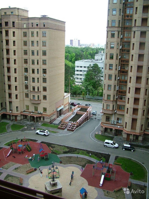 Сдам квартиру 3-к квартира 130 м² на 9 этаже 14-этажного монолитного дома в Москве. Фото 1