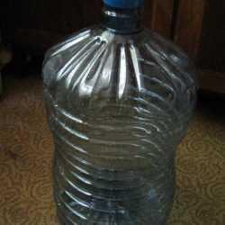 20 л.бутыль пластик