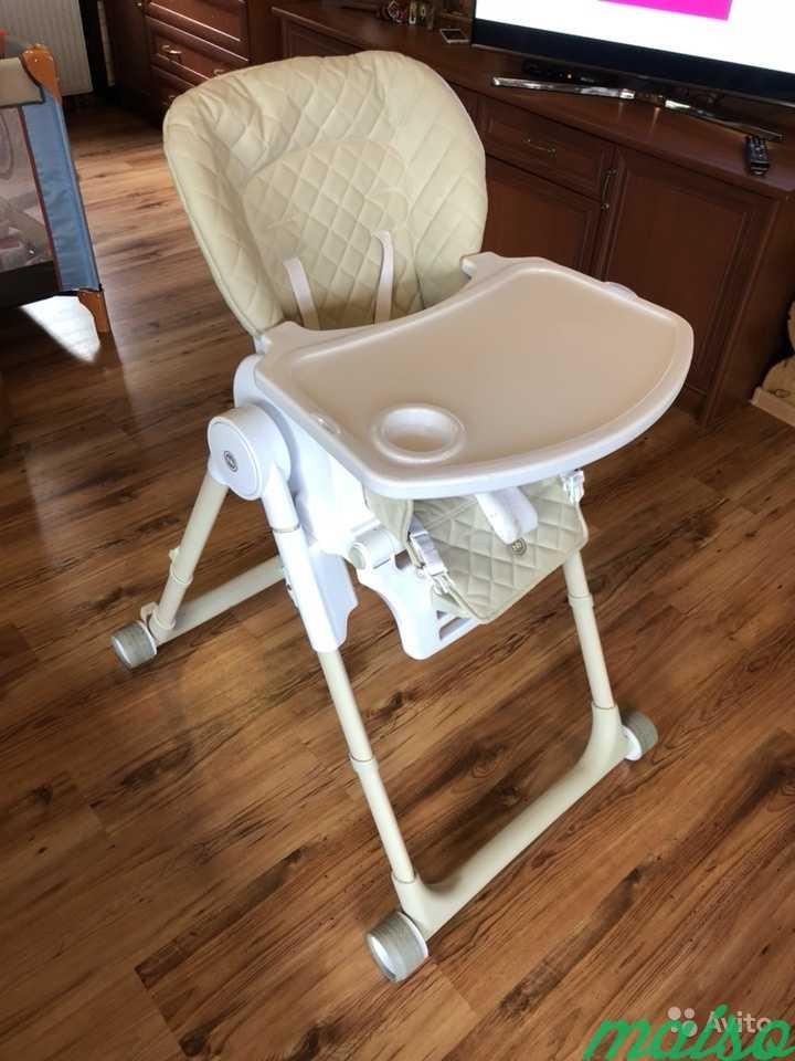 Детский стул Кресло для кормления Happy baby в Москве. Фото 4