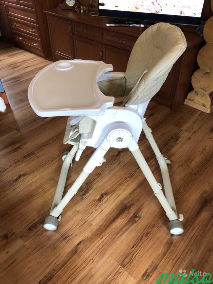 Детский стул Кресло для кормления Happy baby в Москве. Фото 6