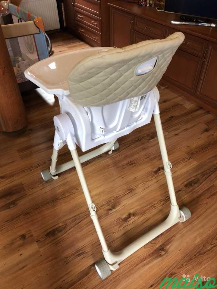 Детский стул Кресло для кормления Happy baby в Москве. Фото 2