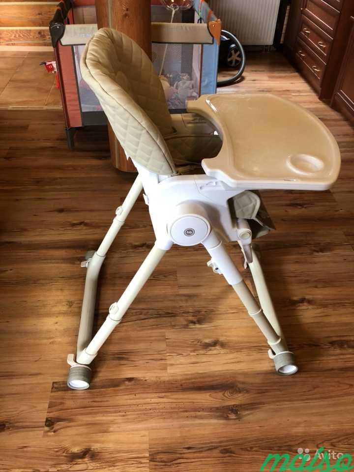 Детский стул Кресло для кормления Happy baby в Москве. Фото 7
