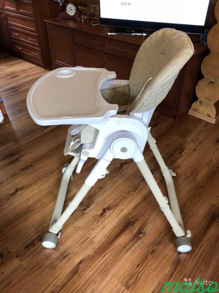 Детский стул Кресло для кормления Happy baby в Москве. Фото 1
