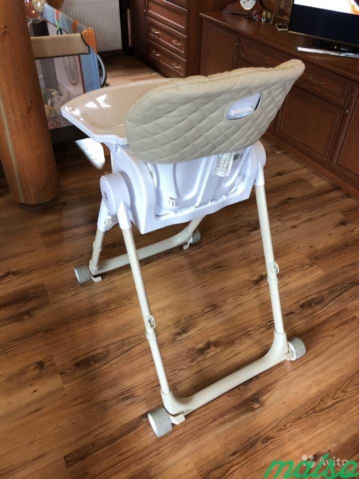 Детский стул Кресло для кормления Happy baby в Москве. Фото 3