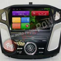 Штатная магнитола андроид Red Power Форд Фокус 3