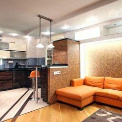 Сдам квартиру 3-к квартира 76 м² на 18 этаже 20-этажного кирпичного дома
