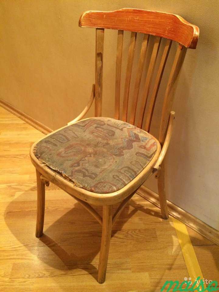 Ретро-стул в Москве. Фото 1