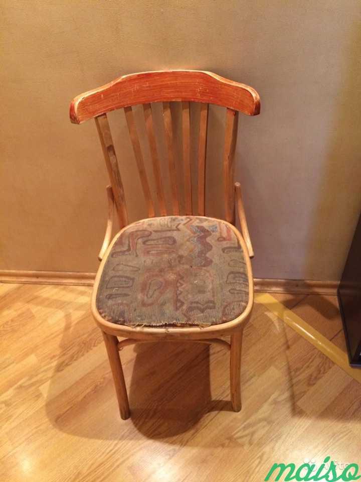 Ретро-стул в Москве. Фото 2