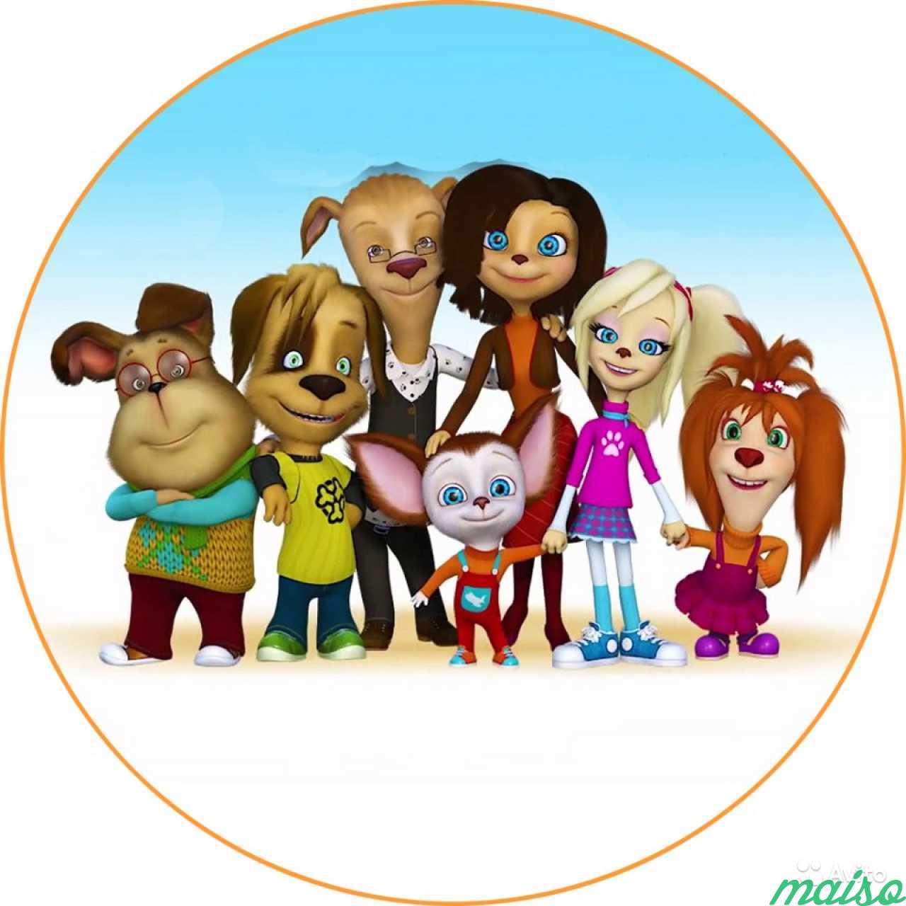 Картинки про семью барбоскиных