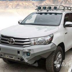 Экспедиционный багажник для Toyota Hilux Revo/Vigo