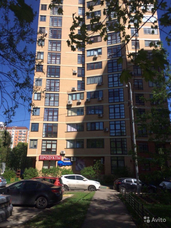 Сдам квартиру 3-к квартира 75 м² на 14 этаже 24-этажного кирпичного дома в Москве. Фото 1