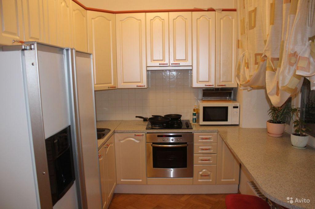 Сдам квартиру 3-к квартира 100 м² на 5 этаже 5-этажного кирпичного дома в Москве. Фото 1