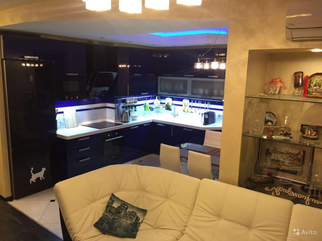 Сдам квартиру 3-к квартира 80 м² на 10 этаже 16-этажного панельного дома в Москве. Фото 1