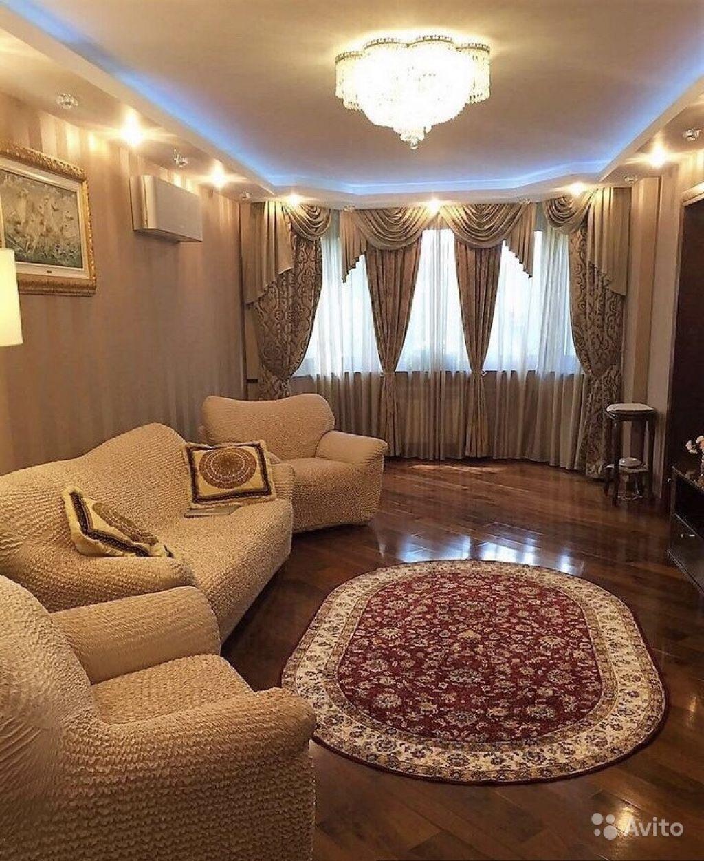 Сдам квартиру 3-к квартира 85 м² на 2 этаже 18-этажного кирпичного дома в Москве. Фото 1